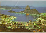 Click here to enlarge image and see more about item cs6683: Botafogo Bay and Sugarloaf Rio de Janeiro Brasil cs6683