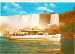 Maid of the Mist at Niagara Falls cs6727