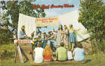 Click here to enlarge image and see more about item cs6754: That s Real Country Music Hillbilly Music Show cs6754