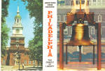 Independance Hall and The Liberty Bell Philadelphia PA  cs6762