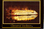 General Jackson at Berth at Opryland cs6812