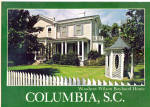 Click here to enlarge image and see more about item cs6842: Boyhood Home of Woodrow Wilson Columbia  SC cs6842