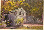 18th Century Grist Mill TVA Reservation at Norris Dam cs6849