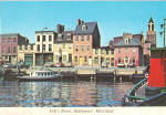 Click here to enlarge image and see more about item cs6875: Fell s Point Baltimore MD cs6875