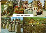 Click here to enlarge image and see more about item cs6882: Views of  Appenzell Switzerland cs6882