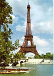 Click here to enlarge image and see more about item cs6933: Eiffel Tower, Paris, France