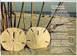Click here to enlarge image and see more about item cs6951: Legend Of The Sand Dollar