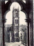 Click here to enlarge image and see more about item cs6987: Ghent Cathedral, St Bavos Cathedral, Ghent, Belgium
