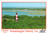 Assateague Lighthouse, Assateague Island, Virginia