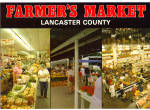 Amish Market, Lancaster County, Pennsylvania cs7088