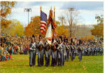 Click here to enlarge image and see more about item cs7107: Cadet Color Guard, West Point
