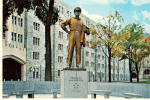 Click here to enlarge image and see more about item cs7109: Douglas MacArthur Monument,  West Point