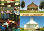 Views of Amish Schoolhouses