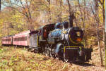 Middletown and Hummelstown PA Railroad Steam Train cs7166