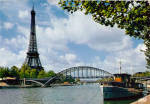 Click here to enlarge image and see more about item cs7192: The Eiffel Tower, Paris