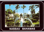 Click here to enlarge image and see more about item cs7242: Rawson Square , Downtown, Nassau, Bahamas