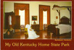 Click here to enlarge image and see more about item cs7272: My Old Kentucky Home State Park KY cs7272