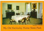 Click here to enlarge image and see more about item cs7273: My Old Kentucky Home State Park