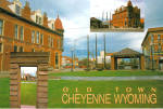 Click here to enlarge image and see more about item cs7283: Old Town Cheyenne Wyoming cs7283