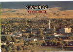 Click here to enlarge image and see more about item cs7284: Aerial View, Casper Wyoming