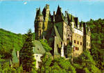 Castle ELTZ am der Moser Germany Postcard cs7375