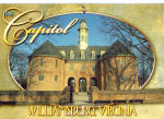 The Capitol, Williamsburg, Virginia