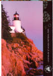Click here to enlarge image and see more about item cs7513: Lighthouse at Acadia National Park, Maine
