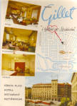 Click here to enlarge image and see more about item cs7549: Hotel Gillet, Stockholm, Sweden