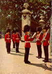 Click here to enlarge image and see more about item cs7562: Changing of the Guards, Buchingham Palace, London