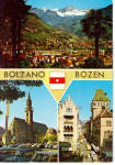 Click here to enlarge image and see more about item cs7571: Views in Bolzano Italy cs7571