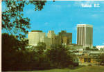 Skyline  View of Raleigh, North Carolina