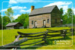 Click here to enlarge image and see more about item cs7644: Birth Place of James K Polk Charlotte North Carolina cs7644