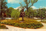Sir Walter Raleigh Statue, Raleigh, North Carolina