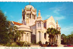 Flager Memorial Church, St Augustine, Florida