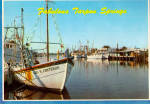Sponge Boats Tarpon Springs Florida cs7698