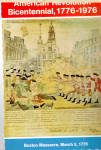 Click here to enlarge image and see more about item cs7749: Boston Massacre from an Engraving by Paul Revere cs7749