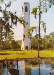 Click here to enlarge image and see more about item cs7760: Brownell Memorial Carillon Tower, Morgan City, Louisiana