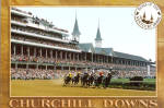 Derby Day Churchill Downs Louisville Kentucky cs7837