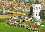 Click here to enlarge image and see more about item cs7839: Winner s Circle Churchill Downs Louisville Kentucky cs7839