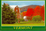 Autumn Farmstead,, West Woodstock,Vermont