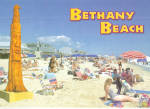 Click here to enlarge image and see more about item cs7909: Beach Scene, Bethany Beach, Delaware