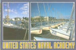 Click here to enlarge image and see more about item cs7958: Robert Crown Sailing Center, US Naval Academy