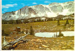 Click here to enlarge image and see more about item cs7966: Snowy Range Country, Medicine Bow National Forest, Wyoming