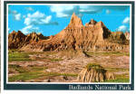 Click here to enlarge image and see more about item cs7976: Badlands National Park South Dakota  cs7976