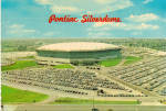 Click here to enlarge image and see more about item cs8038: Pontiac Silverdome, Pontiac, Michigan