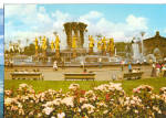 Click here to enlarge image and see more about item cs8043: Friendship of Peoples Fountain Moscow Russia cs8043