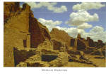Click here to enlarge image and see more about item cs8052: Chaco Canyon National Historic Park, New Mexico