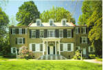 Click here to enlarge image and see more about item cs8057: Lancaster Pennsylvania Wheatland Home of James Buchanan cs8057