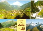 Views of Matrei in East Tyrol Austria