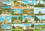 Multi Views of Washington DC